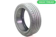 Driven Once 225/40ZR18 Michelin Pilot Sport 4 S 102Y - 9.5/32 (Specification: 225/40R18)