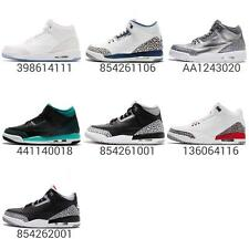 Nike Air Jordan III 3 Retro Men / Youth Basketball Shoes NIB Pick 1
