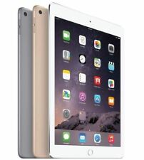 Apple iPad Air 2 16GB 32GB 64GB 128GB  Wi-Fi + 4G LTE, 9.7in - Gray, Gold, Silve