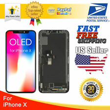 OEM Quality OLED Display LCD Touch Screen Digitizer Replacement For iPhone X 10