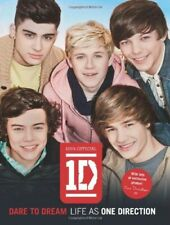 Dare to Dream: Life as One Direction (100% official) - Very Good Book One Direct