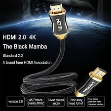 Platinum HDMI Type A, HDMI v2.0, v1.4 & v1.3 Cable F PS4,Xbox One,Wii,4K TVs