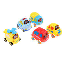 Model Car Toys Gift Set 6 Pack Toy Vehicles Kids Car Racing Educational Toy