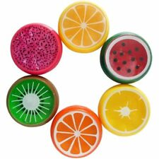 Fruit Slime Crystal Clay Mud Jelly Putty Toy Creative New Plasticine Kids Colors