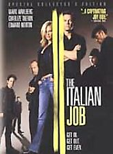 The Italian Job (DVD, 2003, Full Frame, Special Collector's Edition)