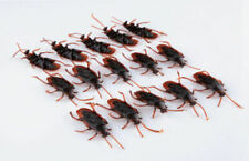30pcs Creative Mock Fake Cockroach Toy Prank Insects Joke Scary Trick Gag Gifts