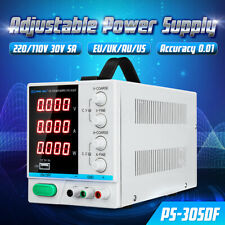 30V 5A DC Power Supply Adjustable Switching Regulated Digital Display