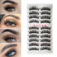Multilayer Wispy Fluffy  Eye Lashes Extension 3D Faux Mink Hair False Eyelashes