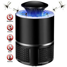 Electric Fly Bug Zapper Mosquito Insect Killer LED Light Pest Control Trap Lamp