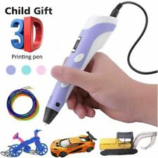 3D Art Printing Pen Crafting Doodle Drawing Arts Printer Modeling Accessories