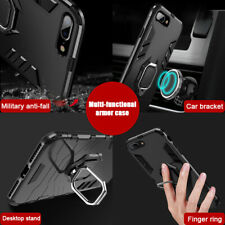 Hybrid Heavy Duty Shockproof Rubber Hard Case Cover For iPhone X 8 7 6S 6 Plus