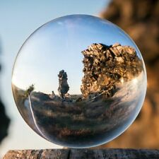 Photography Crystal Lens Ball Clear Magic Glass Sphere Photo Shooting Accessory