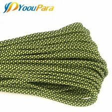 New Colors Paracord 550 100FT Paracord Rope Type III 7 Stand Cord Outdoor