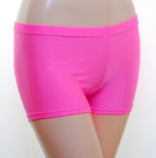 Lycra Hot Pants - Flo Colours