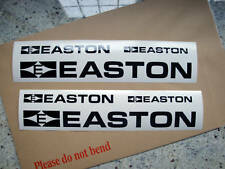 6 HIGH QUALITY EASTON BIKE FRAME STICKERS / DECALS