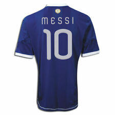 adidas ARGENTINA Official MESSI JERSEY SOCCER WC 2010
