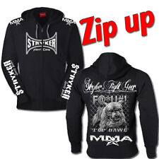 Zip Up Sweat Shirt Hoody Pullover NHB Tapout UFC MMA