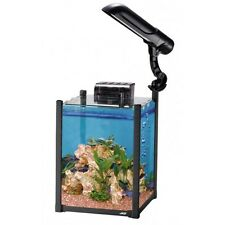Small Tropical Fish Tank Aquarium LED lighting 25 ltrs