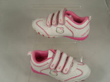 HELLO KITTY INFANTS TRAINERS (SWEETIE) WHT/PINK