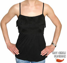 VERO MODA DAMEN SHIRT SPAGHETTI-TOP ROBYN SL TOP CAT