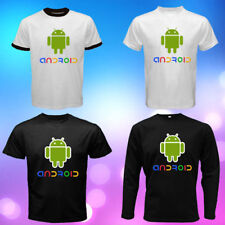 Google HTC Android Robot Men T-shirt size S to 3XL
