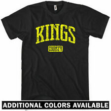 KINGS COUNTY T-shirt - New York NYC Brooklyn 718 XS-4XL