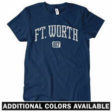 FT. WORTH Women's T-shirt - Area Code 817 Texas Fort DFW Dallas S-2XL