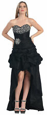 Short and Long Formal Corset Style Fitted Dress Sexy Train Homecoming Dance