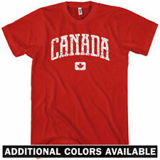 CANADA T-shirt - Toronto Montreal Vancouver Quebec NEW - XS-4XL