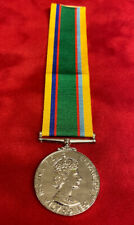 CADET FORCES FULL SIZE MEDAL COPY - PERFECT QUALITY, LOOSE OR COURT MOUNTED