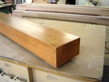 "BOX/BEAM STYLE QUARTER SAWN OAK CONTEMPORARY MANTEL MANTLE SHELF  8"" DEEP"