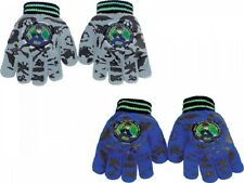 BEN 10 ALIEN FORCE Cartoon Network HANDSCHUHE 3-8 J Winter Herbst Srtickoptik