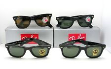 Ray Ban Classic Wayfarer 2140 100% Authentic Italy Buyer Chooses Color & Size