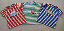 Mini Boden Baby T Shirt Top 6 12 18 24 months 2 3 4 years car plane helicopter