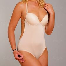 NEW BACKLESS BODY SHAPER with CONVERTIBLE BRA STRAP