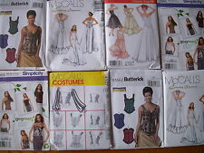 Sewing Patterns Bridal  Petticoats  Lingerie  Tops  CORSETS  Size 6-20