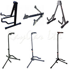 Guitar Floor Stand Universal Adjustable Folding Acoustic Electric Bass Holder