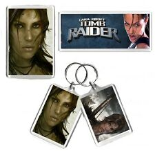 Lara Croft Tomb Raider 2012 Keyring or Fridge Magnet, Small, Large or Jumbo