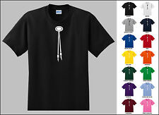 Funny Cool Western Bolo Tie T-shirt