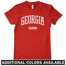 GEORGIA REPRESENT T-shirt - Atlanta 404 Augusta Bulldogs UGA - NEW Women's S-2XL