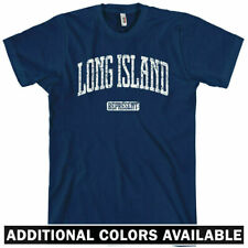 LONG ISLAND REPRESENT T-shirt - Strong Island New York City NYC NY - NEW XS-4XL