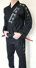 BJJ Gi Submission Sniper Black Op's Competition Edition