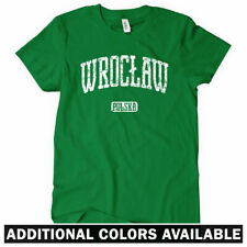 WROCLAW T-shirt - Polska Poland Polish Polonia - NEW - Women's S-2XL