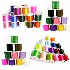 20Pcs Mixed Bulk Lots Crystal Stretch Elastic Beading Cord Pick Color