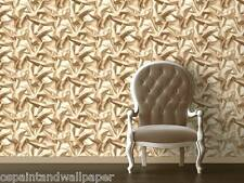 3D Silk Effect Feature Wall Wallpaper Red Ivory Paste The Wall Vinyl