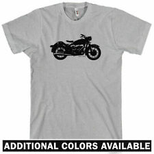 VINTAGE MOTORCYCLE T-shirt - Moto Bike Cafe Racer Sport Cruiser - NEW XS-4XL