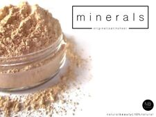 MBE SAMPLES Fair & Light Skin Natural Mineral Foundation silk matte Acne Cover