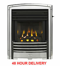 NEW VALOR PETRUS SLIMLINE HOMEFLAME GAS FIRE *FREE DELIVERY IN MAIN UK*