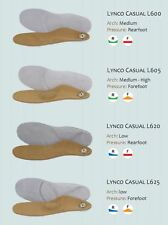 Aetrex Lynco Casual Orthotics Insole - All Style/Size