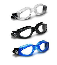 Aqua Sphere KAIMAN Swim Goggle Clear Lens Google Mask Triathlon Training CHOOSE